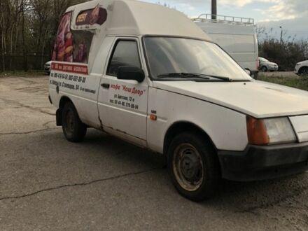 Белый ЗАЗ Таврия, объемом двигателя 12 л и пробегом 135 тыс. км за 1150 $, фото 1 на Automoto.ua