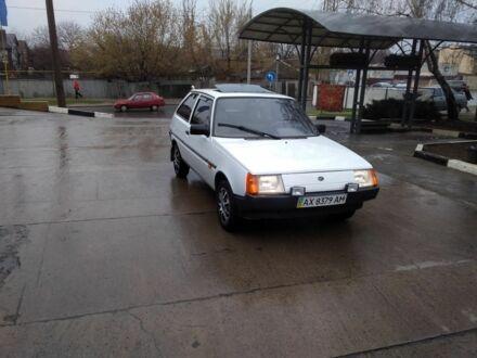 Белый ЗАЗ Таврия, объемом двигателя 1.2 л и пробегом 26 тыс. км за 2000 $, фото 1 на Automoto.ua