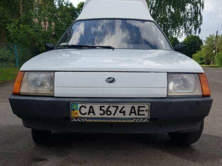 Белый ЗАЗ Таврия, объемом двигателя 1.1 л и пробегом 285 тыс. км за 1200 $, фото 1 на Automoto.ua
