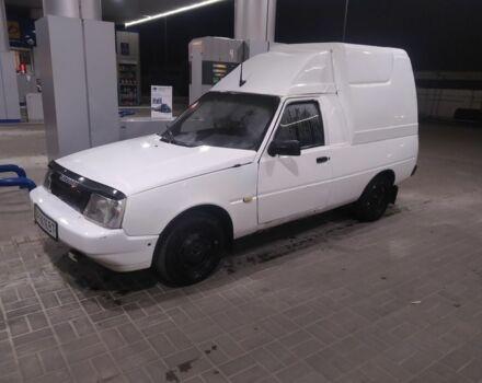 Белый ЗАЗ Таврия, объемом двигателя 1 л и пробегом 1 тыс. км за 1300 $, фото 1 на Automoto.ua