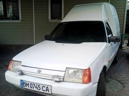 Білий ЗАЗ Таврія, об'ємом двигуна 1.2 л та пробігом 135 тис. км за 1265 $, фото 1 на Automoto.ua