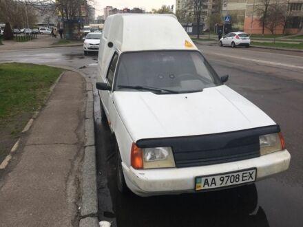 Белый ЗАЗ Таврия, объемом двигателя 1.2 л и пробегом 135 тыс. км за 972 $, фото 1 на Automoto.ua