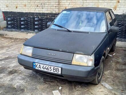 Черный ЗАЗ Таврия, объемом двигателя 1.2 л и пробегом 170 тыс. км за 850 $, фото 1 на Automoto.ua