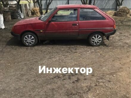 Червоний ЗАЗ Таврія, об'ємом двигуна 1.3 л та пробігом 40 тис. км за 939 $, фото 1 на Automoto.ua