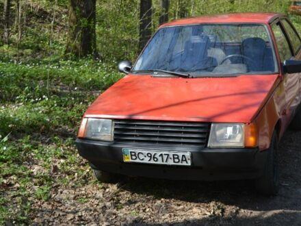 Красный ЗАЗ Таврия, объемом двигателя 1.1 л и пробегом 20 тыс. км за 450 $, фото 1 на Automoto.ua