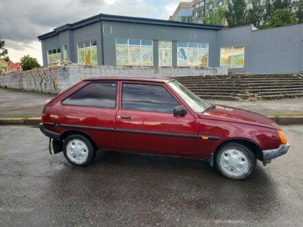 Красный ЗАЗ Таврия, объемом двигателя 1.3 л и пробегом 75 тыс. км за 1150 $, фото 1 на Automoto.ua