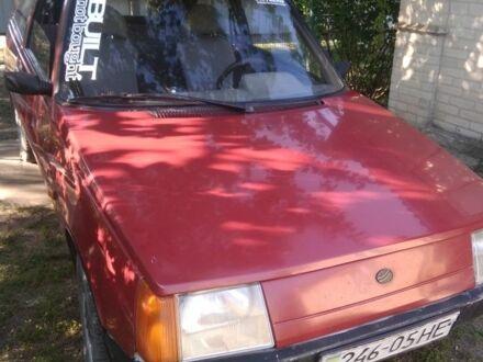 Красный ЗАЗ Таврия, объемом двигателя 1.2 л и пробегом 90 тыс. км за 918 $, фото 1 на Automoto.ua