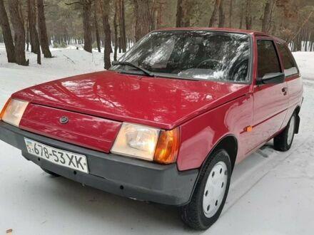 Червоний ЗАЗ Таврія, об'ємом двигуна 1.2 л та пробігом 5 тис. км за 2100 $, фото 1 на Automoto.ua