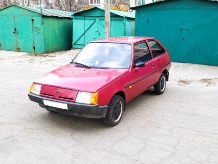 Красный ЗАЗ Таврия, объемом двигателя 1.2 л и пробегом 109 тыс. км за 1350 $, фото 1 на Automoto.ua