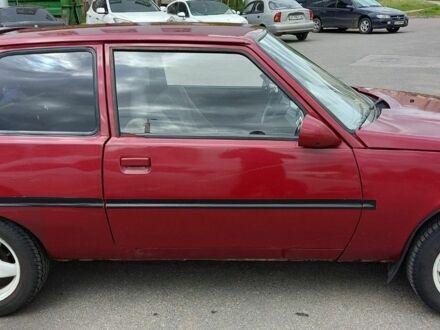 Красный ЗАЗ Таврия, объемом двигателя 1.3 л и пробегом 1 тыс. км за 1200 $, фото 1 на Automoto.ua