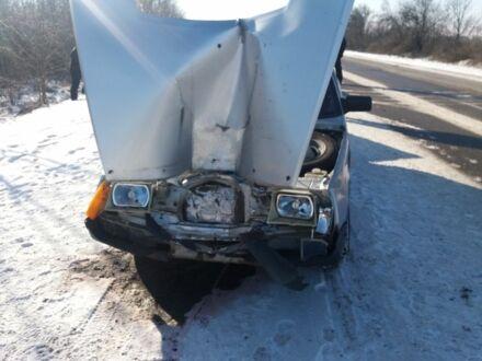 Серебряный ЗАЗ Таврия, объемом двигателя 1.2 л и пробегом 1 тыс. км за 500 $, фото 1 на Automoto.ua