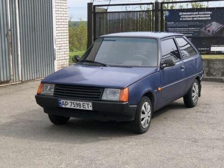 Синий ЗАЗ Таврия, объемом двигателя 1.18 л и пробегом 120 тыс. км за 750 $, фото 1 на Automoto.ua