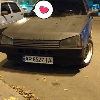Синий ЗАЗ Таврия, объемом двигателя 1.3 л и пробегом 75 тыс. км за 1225 $, фото 1 на Automoto.ua