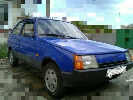 Синий ЗАЗ Таврия, объемом двигателя 1.1 л и пробегом 114 тыс. км за 1446 $, фото 1 на Automoto.ua