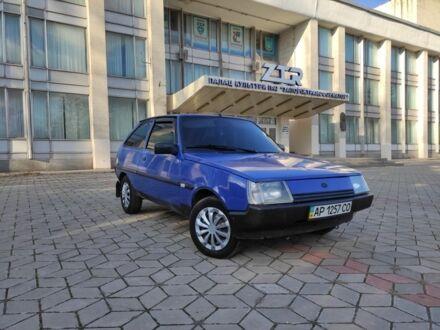 Синий ЗАЗ Таврия, объемом двигателя 1.2 л и пробегом 110 тыс. км за 1750 $, фото 1 на Automoto.ua