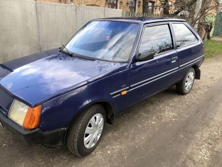 Синий ЗАЗ Таврия, объемом двигателя 1.2 л и пробегом 158 тыс. км за 1550 $, фото 1 на Automoto.ua