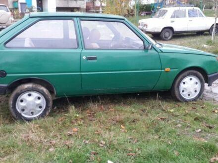 Зелений ЗАЗ Таврія, об'ємом двигуна 1.2 л та пробігом 1 тис. км за 1062 $, фото 1 на Automoto.ua