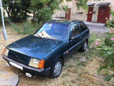 Зеленый ЗАЗ Таврия, объемом двигателя 1.2 л и пробегом 56 тыс. км за 2100 $, фото 1 на Automoto.ua