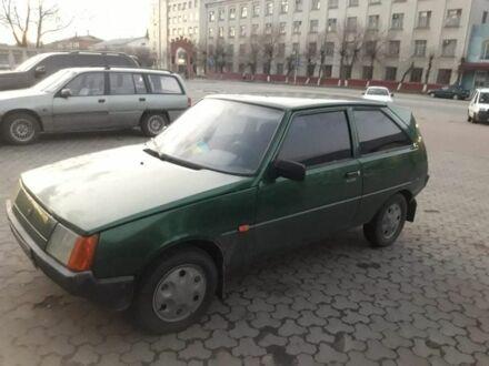 Зелений ЗАЗ Таврія, об'ємом двигуна 0.12 л та пробігом 130 тис. км за 2000 $, фото 1 на Automoto.ua