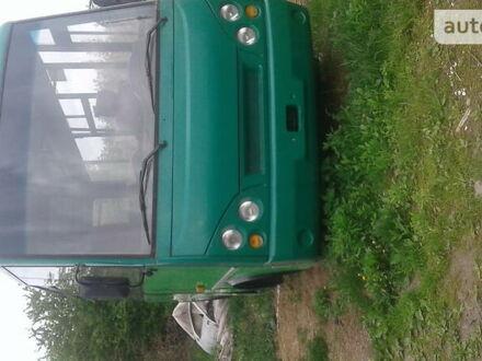 Зелений ЗАЗ A07А I-VAN, об'ємом двигуна 0 л та пробігом 400 тис. км за 9000 $, фото 1 на Automoto.ua