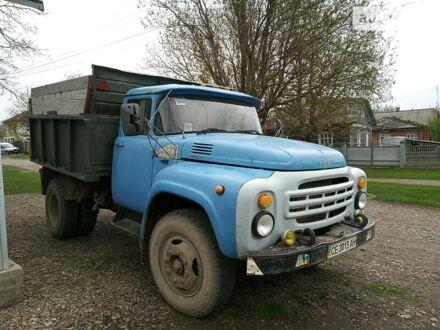 Синій ЗІЛ 130, об'ємом двигуна 4.7 л та пробігом 10 тис. км за 4000 $, фото 1 на Automoto.ua