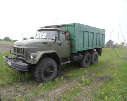 Зелений ЗІЛ 131, об'ємом двигуна 6 л та пробігом 3 тис. км за 6499 $, фото 1 на Automoto.ua