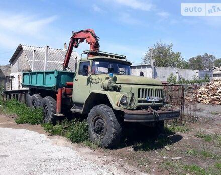 Зелений ЗІЛ 131, об'ємом двигуна 5 л та пробігом 1 тис. км за 10000 $, фото 1 на Automoto.ua
