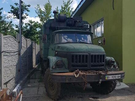 Зеленый ЗИЛ 131, объемом двигателя 6 л и пробегом 3 тыс. км за 7500 $, фото 1 на Automoto.ua