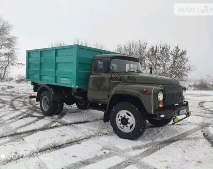 Зеленый ЗИЛ 431410, объемом двигателя 4.7 л и пробегом 10 тыс. км за 13000 $, фото 1 на Automoto.ua