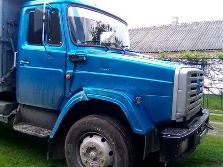 Синий ЗИЛ 4331, объемом двигателя 6.8 л и пробегом 85 тыс. км за 8200 $, фото 1 на Automoto.ua
