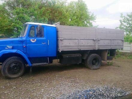 Синий ЗИЛ 4331, объемом двигателя 8.74 л и пробегом 85 тыс. км за 4100 $, фото 1 на Automoto.ua