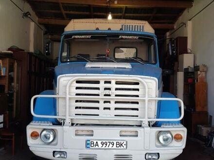 Синий ЗИЛ 4331, объемом двигателя 11 л и пробегом 35 тыс. км за 13500 $, фото 1 на Automoto.ua