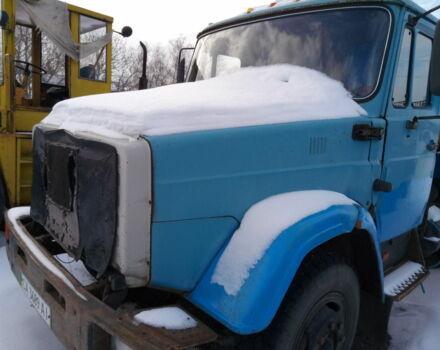 Голубий ЗІЛ 433362, об'ємом двигуна 0 л та пробігом 1 тис. км за 7038 $, фото 1 на Automoto.ua