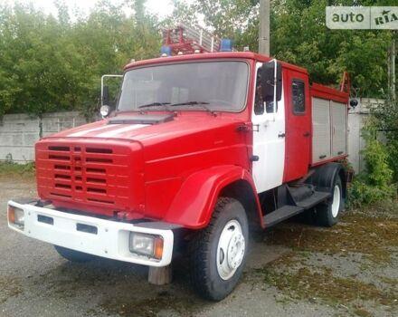Красный ЗИЛ 43362, объемом двигателя 6 л и пробегом 4 тыс. км за 23000 $, фото 1 на Automoto.ua