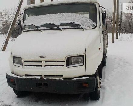 Білий ЗІЛ 5301 (Бичок), об'ємом двигуна 4.75 л та пробігом 137 тис. км за 3500 $, фото 1 на Automoto.ua