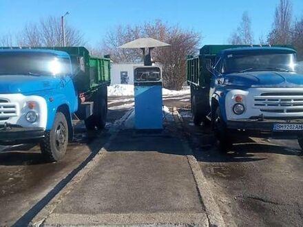 Синий ЗИЛ ММЗ 554, объемом двигателя 6 л и пробегом 99 тыс. км за 5000 $, фото 1 на Automoto.ua