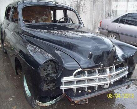 Чорний ЗІМ 12, об'ємом двигуна 3 л та пробігом 1 тис. км за 10000 $, фото 1 на Automoto.ua