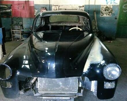 Черный ЗИМ 12, объемом двигателя 0 л и пробегом 1 тыс. км за 13000 $, фото 1 на Automoto.ua