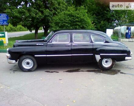 Черный ЗИМ 12, объемом двигателя 3.5 л и пробегом 1 тыс. км за 60000 $, фото 1 на Automoto.ua