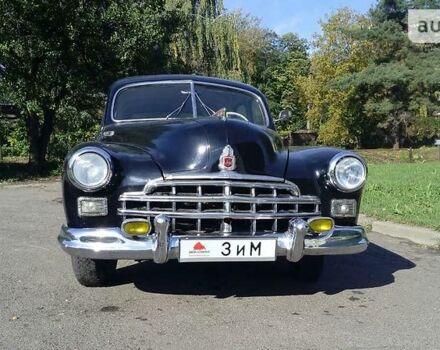 Черный ЗИМ 12, объемом двигателя 0 л и пробегом 5 тыс. км за 25000 $, фото 1 на Automoto.ua