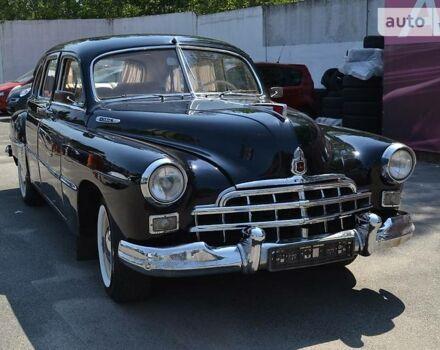 Чорний ЗІМ 12, об'ємом двигуна 3.5 л та пробігом 48 тис. км за 20000 $, фото 1 на Automoto.ua