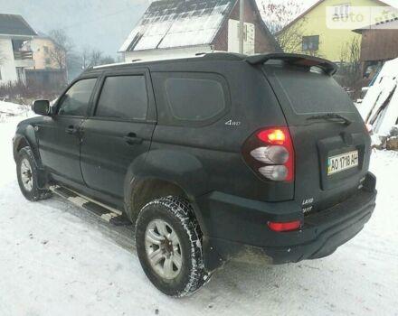 Черный ЗХ Лендмарк, объемом двигателя 2.4 л и пробегом 188 тыс. км за 4200 $, фото 1 на Automoto.ua