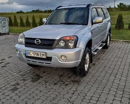 Серый ЗХ Лендмарк, объемом двигателя 2.4 л и пробегом 149 тыс. км за 5900 $, фото 1 на Automoto.ua