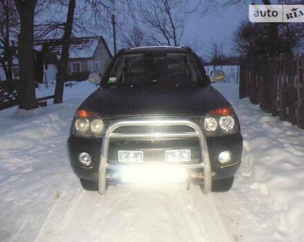 ЗХ Лендмарк, об'ємом двигуна 2.34 л та пробігом 220 тис. км за 6000 $, фото 1 на Automoto.ua