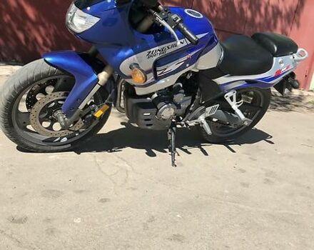 Синий Зонгшен 200, объемом двигателя 0.2 л и пробегом 12 тыс. км за 1100 $, фото 1 на Automoto.ua