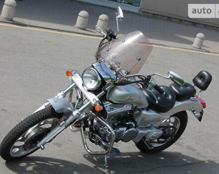 Зонгшен 250, объемом двигателя 0.25 л и пробегом 14 тыс. км за 1100 $, фото 1 на Automoto.ua