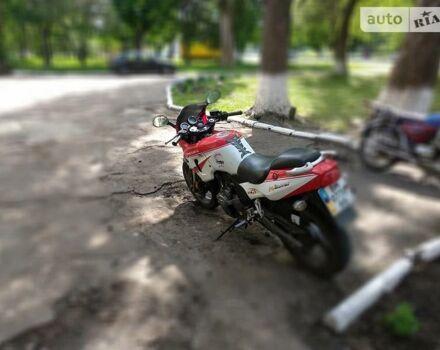 Красный Зонгшен ГС, объемом двигателя 0.2 л и пробегом 20 тыс. км за 750 $, фото 1 на Automoto.ua
