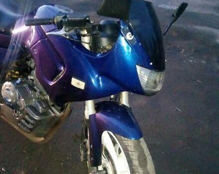 Синий Зонгшен ГС, объемом двигателя 0.2 л и пробегом 30 тыс. км за 803 $, фото 1 на Automoto.ua