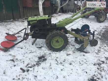 Зеленый Зубр 10, объемом двигателя 0 л и пробегом 1 тыс. км за 1300 $, фото 1 на Automoto.ua