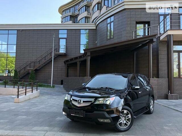 Черный Акура МДХ, объемом двигателя 0.3 л и пробегом 94 тыс. км за 18500 $, фото 1 на Automoto.ua